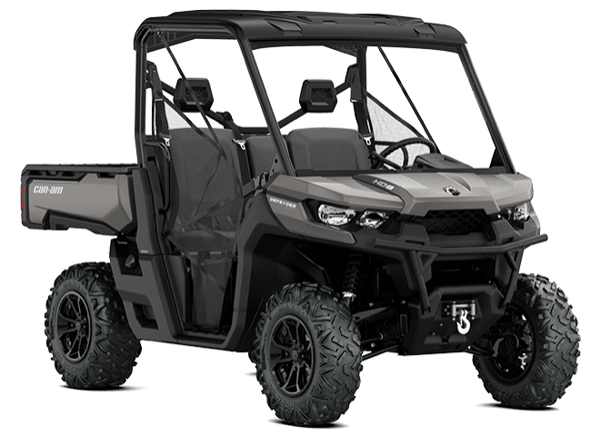 2018 Can-Am Defender XT HD8 in Woodinville, Washington