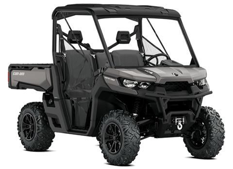 2018 Can-Am Defender XT HD8 in Island Park, Idaho