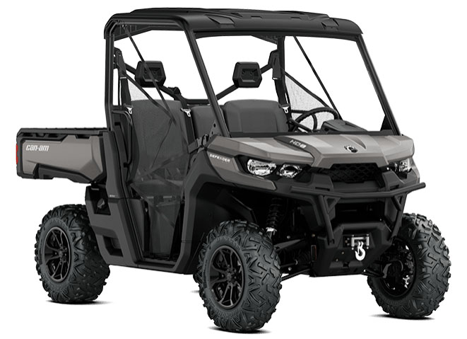2018 Can-Am Defender XT HD8 in Barre, Massachusetts