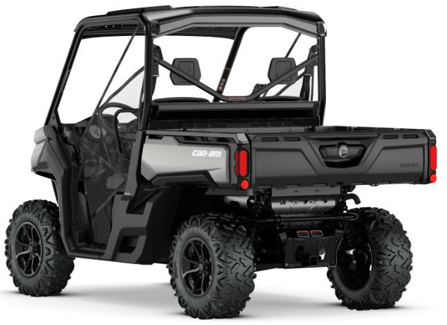 2018 Can-Am Defender XT HD8 in Saint Johnsbury, Vermont