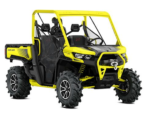 2018 Can-Am Defender X mr in Springfield, Ohio