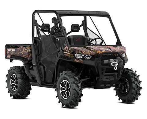 2018 Can-Am Defender X mr HD10 in Lafayette, Louisiana