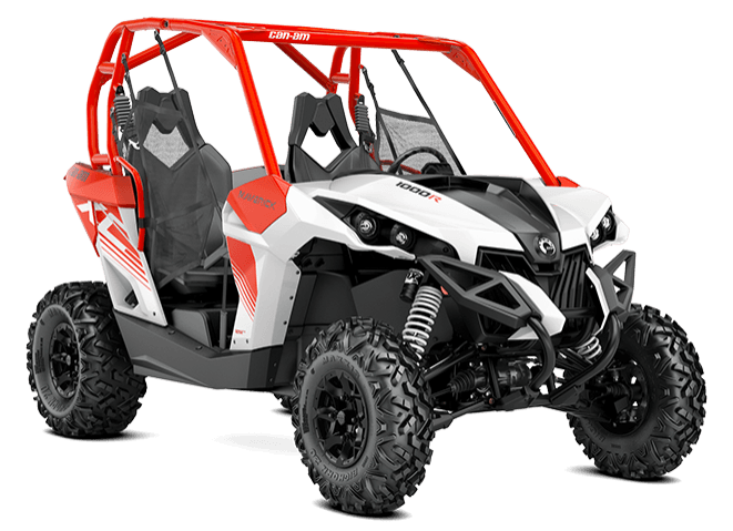 2018 Can-Am Maverick DPS in Victorville, California