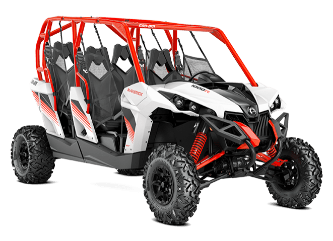 2018 Can-Am Maverick MAX DPS in Hillman, Michigan
