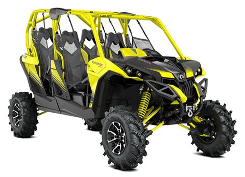 2018 Can-Am Maverick MAX X MR in Cambridge, Ohio
