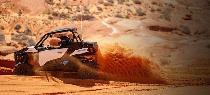 2019 Can-Am Maverick Sport 1000 in Hollister, California - Photo 3