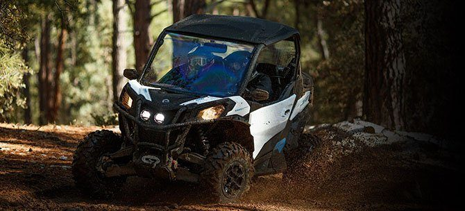 2019 Can-Am Maverick Sport 1000 in Baldwin, Michigan