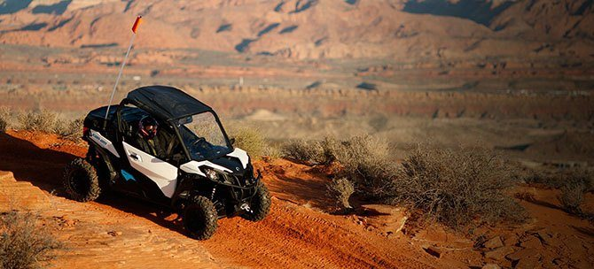2019 Can-Am Maverick Sport 1000 in Castaic, California