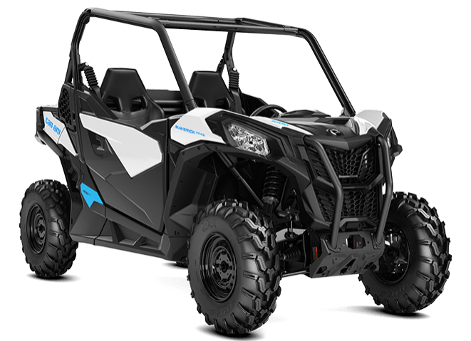2018 Can-Am Maverick Trail 1000 in Hillman, Michigan
