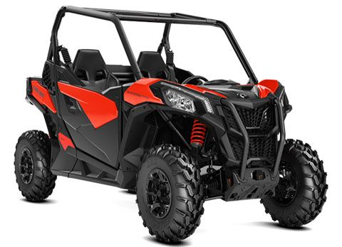 2018 Can-Am Maverick Trail 1000 DPS in Barre, Massachusetts
