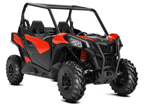 2018 Can-Am Maverick Trail 1000 DPS in Jones, Oklahoma