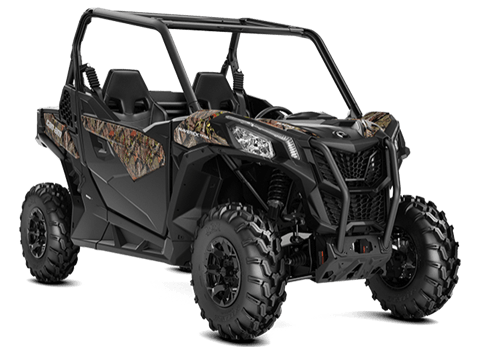 2018 Can-Am Maverick Trail 1000 DPS in Hillman, Michigan