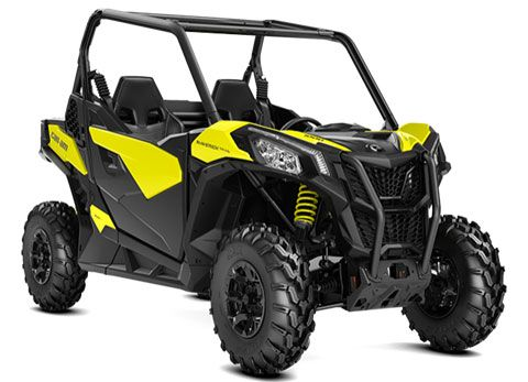2018 Can-Am Maverick Trail 1000 DPS in Colebrook, New Hampshire