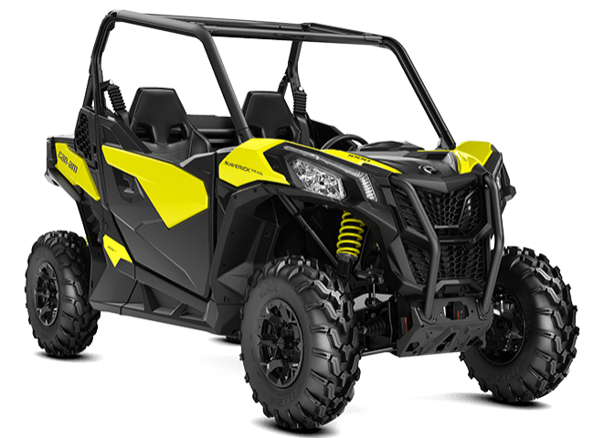 2018 Can-Am Maverick Trail 800 DPS in Bakersfield, California