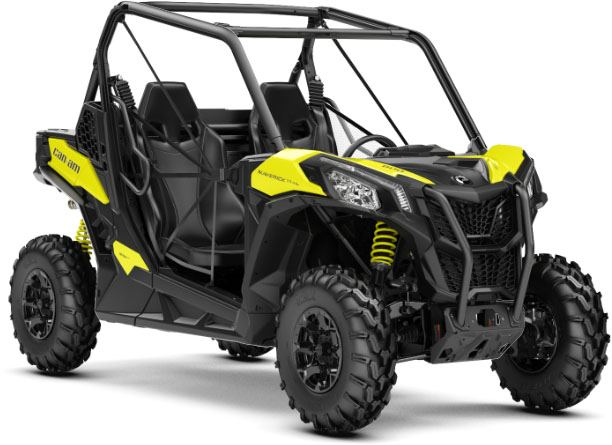 2018 Can-Am Maverick Trail 800 DPS in Stillwater, Oklahoma