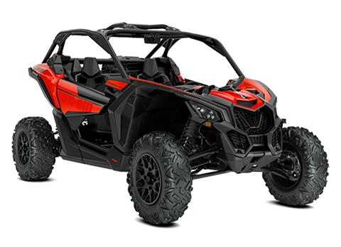 2018 Can-Am Maverick X3 900 HO in Barre, Massachusetts