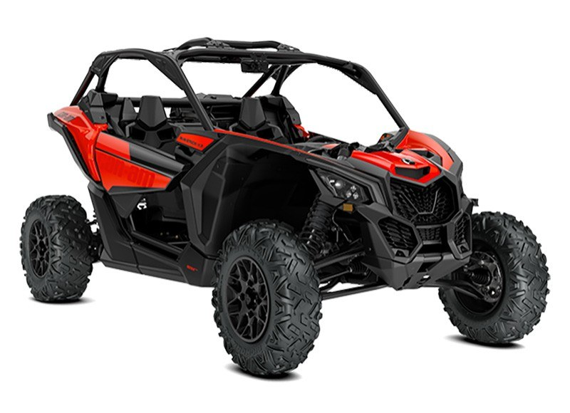 2018 Can-Am Maverick X3 900 HO in Castaic, California