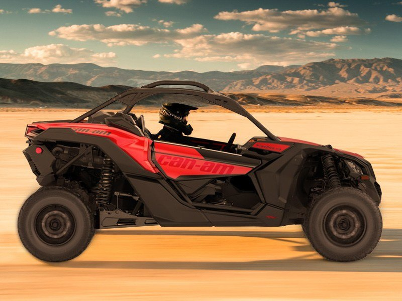 2018 Can-Am Maverick X3 900 HO in Port Charlotte, Florida