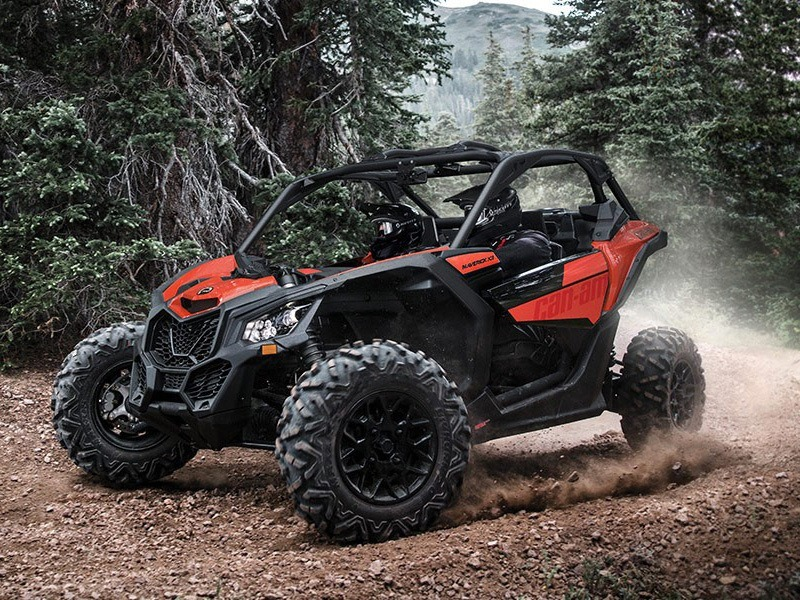 2018 Can-Am Maverick X3 900 HO in Douglas, Georgia