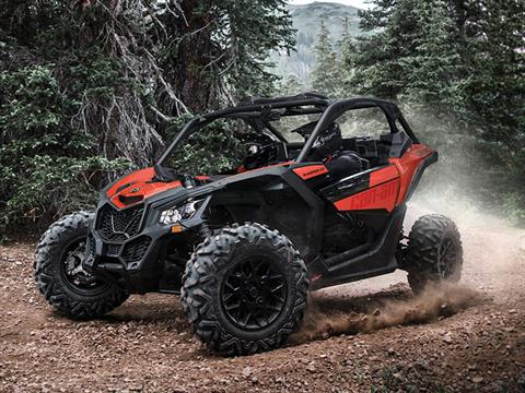 2018 Can-Am Maverick X3 900 HO in Presque Isle, Maine