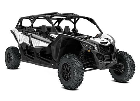 2018 Can-Am Maverick X3 Max Turbo in Lancaster, New Hampshire