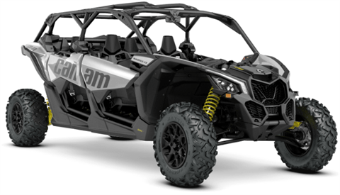 2018 Can-Am Maverick X3 Max Turbo in Danville, West Virginia