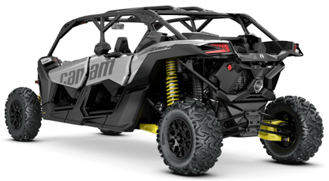 2018 Can-Am Maverick X3 Max Turbo in Barre, Massachusetts