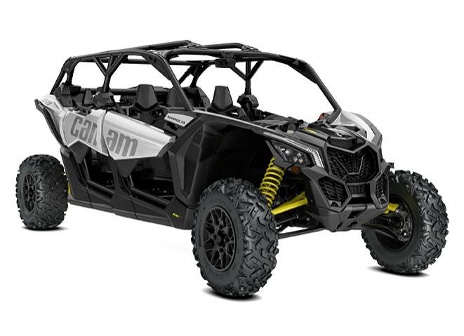 2018 Can-Am Maverick X3 Max Turbo in Bennington, Vermont