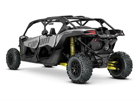 2018 Can-Am Maverick X3 Max Turbo in Ponderay, Idaho