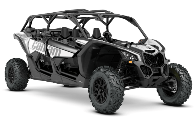 2018 Can-Am Maverick X3 Max Turbo in Bozeman, Montana