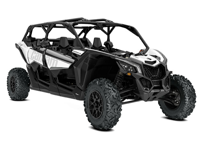 2018 Can-Am Maverick X3 Max Turbo in Great Falls, Montana