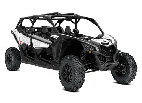 2018 Can-Am Maverick X3 Max Turbo R in Colebrook, New Hampshire