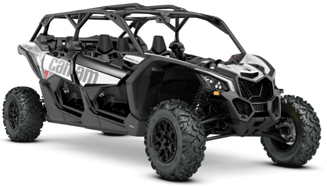 2018 Maverick X3 Max Turbo R