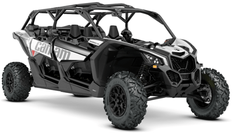 2018 Can-Am Maverick X3 Max Turbo R in Goldsboro, North Carolina