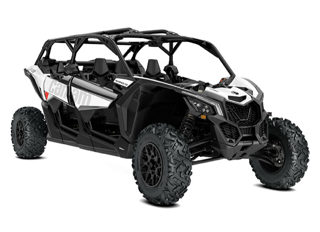 2018 Can-Am Maverick X3 Max Turbo R in Barre, Massachusetts