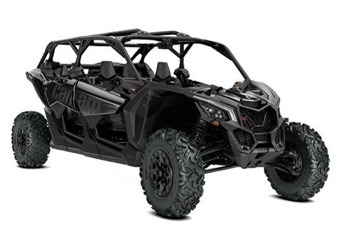 2018 Can-Am Maverick X3 Max X ds Turbo R in Saint Johnsbury, Vermont