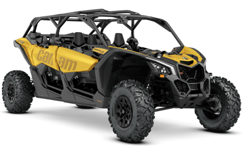2018 Can-Am Maverick X3 Max X ds Turbo R in Wilkes Barre, Pennsylvania