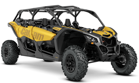 2018 Can-Am Maverick X3 Max X ds Turbo R in Concord, New Hampshire