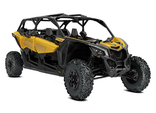 2018 Can-Am Maverick X3 Max X ds Turbo R in Port Angeles, Washington