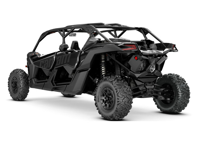 2018 Can-Am Maverick X3 Max X ds Turbo R in Baldwin, Michigan
