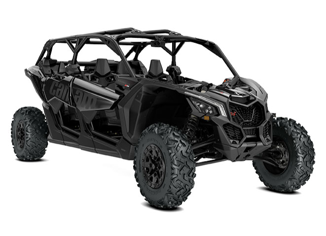 2018 Can-Am Maverick X3 Max X ds Turbo R in Panama City, Florida