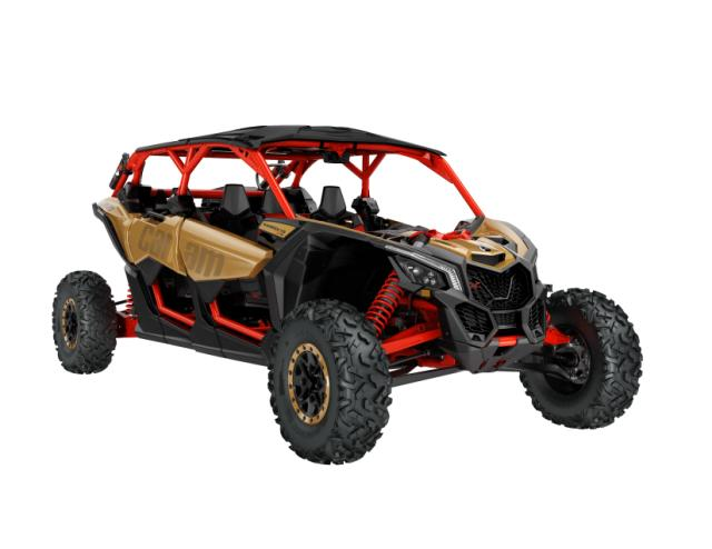 2017 Can-Am Maverick X3 Max X rs Turbo R in Springfield, Ohio