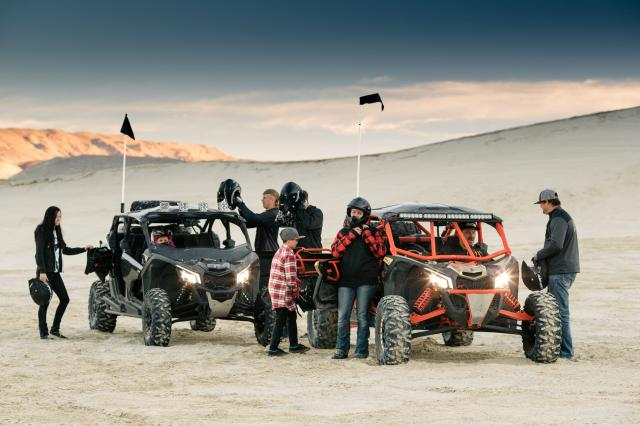 2017 Can-Am Maverick X3 Max X rs Turbo R in Salt Lake City, Utah
