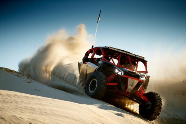 2017 Can-Am Maverick X3 Max X rs Turbo R in Lumberton, North Carolina