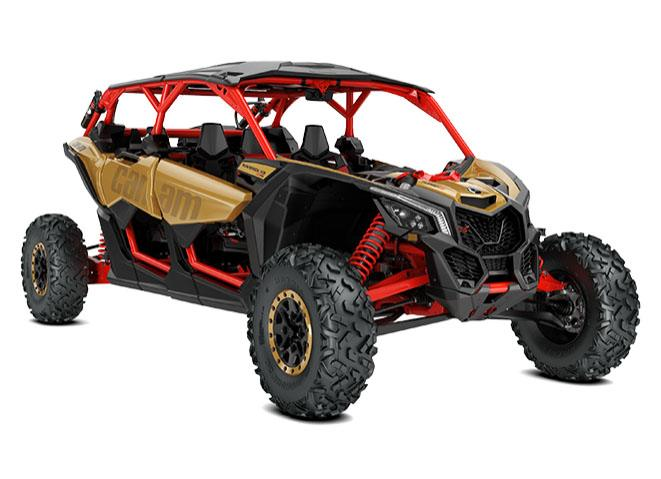 2018 Can-Am Maverick X3 Max X rs Turbo R in Munising, Michigan