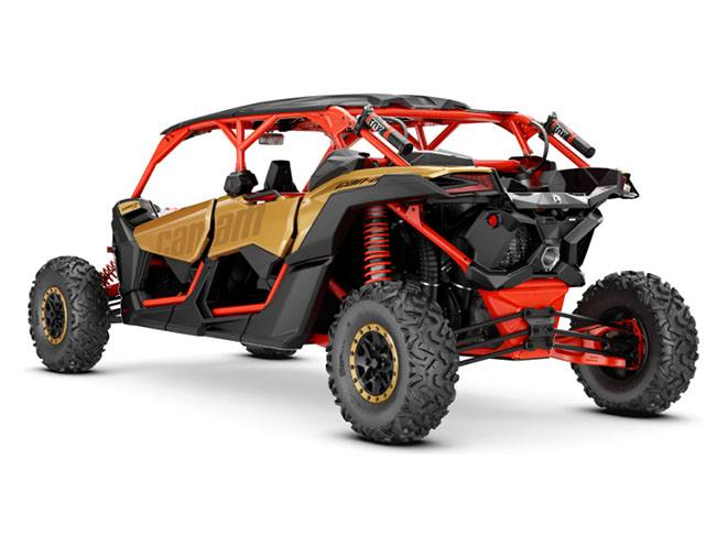 2018 Can-Am Maverick X3 Max X rs Turbo R in Goldsboro, North Carolina