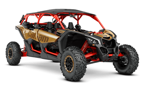 2018 Can-Am Maverick X3 Max X rs Turbo R in Clinton Township, Michigan