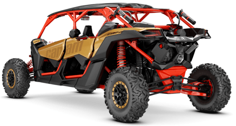 2018 Can-Am Maverick X3 Max X rs Turbo R in Laconia, New Hampshire
