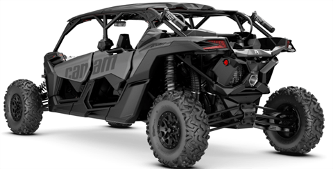 2018 Can-Am Maverick X3 Max X rs Turbo R in Port Angeles, Washington