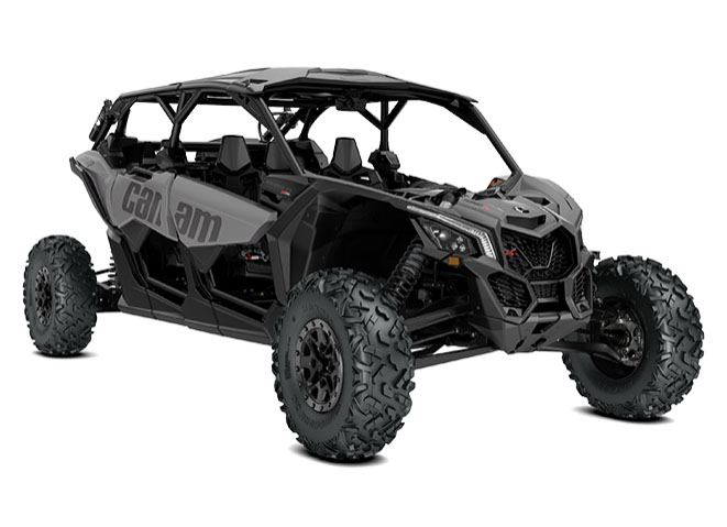 2018 Can-Am Maverick X3 Max X rs Turbo R in Billings, Montana